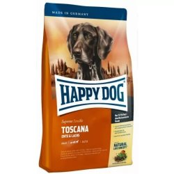 "Сухой корм Happy Dog Supreme ""Тоскана"" - ЯГНЕНОК + ЛОСОСЬ для ЧУВСТВИТЕЛЬНЫХ собак (Toscana)"